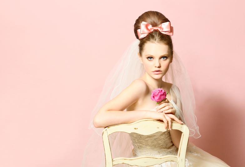 浜松市で探すピンクが可愛い♡キュートなエンゲージリングが人気♡