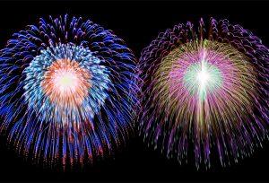 【福岡県久留米市】夏の楽しみ♪筑後川花火大会!みんなでたまや~♪