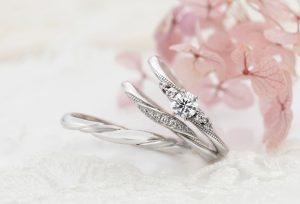 【静岡市】2019年の注目は?結婚指輪人気デザイントップ5!