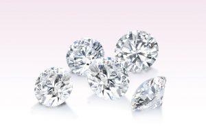 【福井市】女性を輝かせるダイヤモンドネックレス