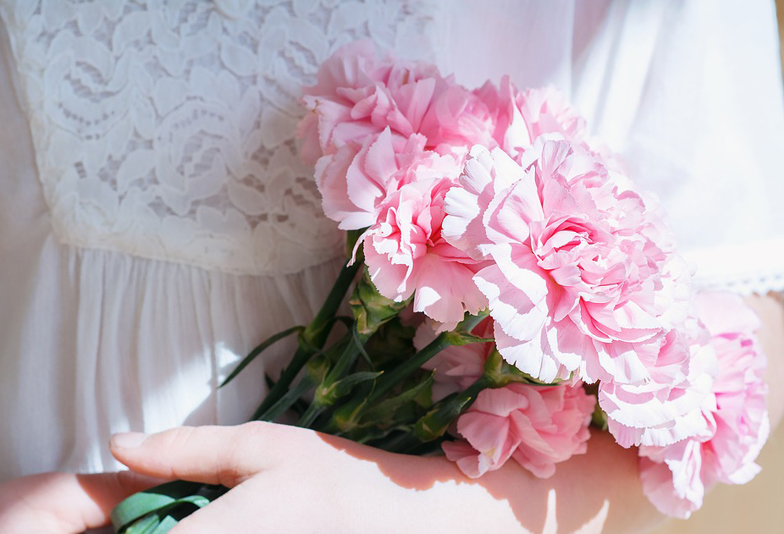 【静岡市】ピンクが可愛い♡婚約指輪も結婚指輪もピンク色にする♡