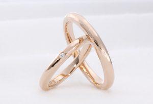 【静岡市】シンプルな結婚指輪をお探しの方必見!一生モノは・シンプル・イズ・ベスト!
