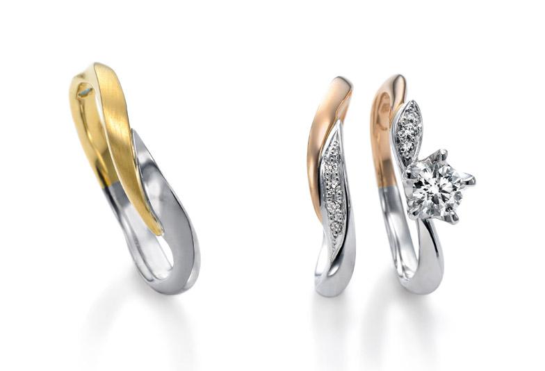 静岡市初上陸!LAPAGE(ラパージュ)の婚約指輪・結婚指輪ならブライダルリング専門店ETERNALへ♡【静岡結婚指輪】