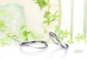 【富士市】新作ブライダルリング登場!LAPAGE ラパージュ 婚約指輪・結婚指輪をチェック