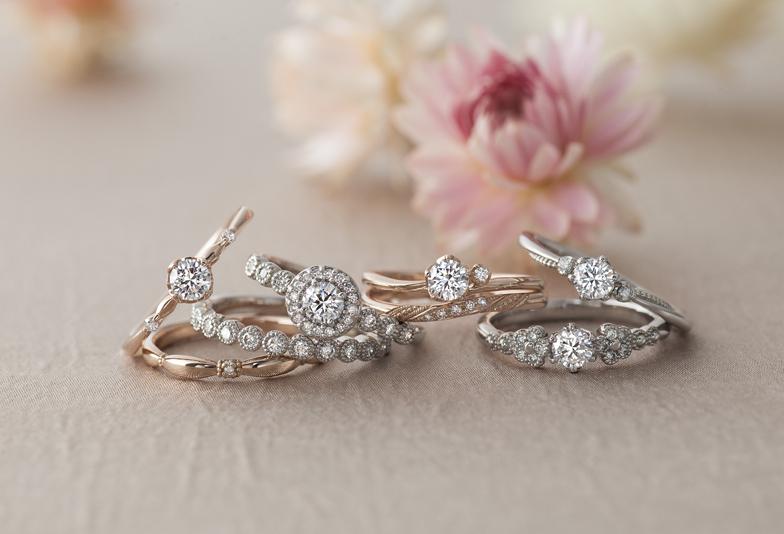 浜松市で探す婚約指輪!今人気のジュエリーショップをまとめてみました