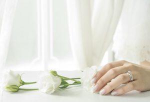 【浜松市】婚約指輪は人気のプラチナ素材がいい♡正統派デザイン集