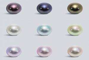 【福岡県久留米市】さまざまな色で生まれる真珠