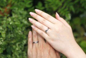【静岡市】結婚指輪のSORAって知ってる?カラーが選べる二人だけのマリッジリング