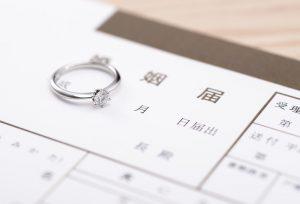 1122★「いい夫婦の日」にご入籍!結婚指輪も「いい夫婦ブライダル」