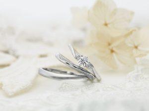 【静岡市】結婚指輪のデザインでお悩みの方へ『カーブタイプ』