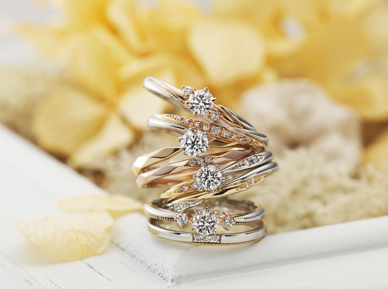 【静岡市】結婚指輪は愛のお守り -AMOUR AMULET〈アムールアミュレット〉-