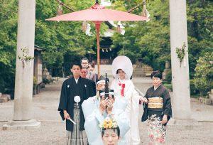 浜松市和装結婚式なら浜松八幡宮がおすすめ