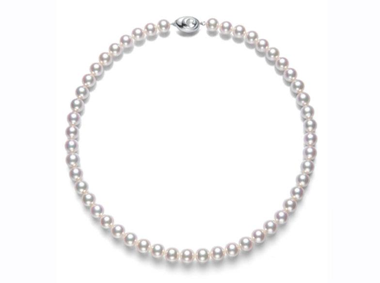 【静岡市】花嫁に贈る本物の輝き『無調色真珠』