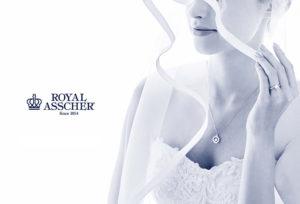 """【富山市】世界的ブランド""""ROYAL ASSCHER""""の結婚指輪"""