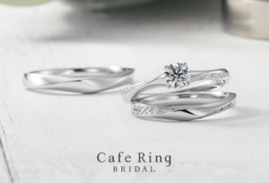 【金沢市】婚約指輪・結婚指輪の重ね付けを意識したリングの選び方❤