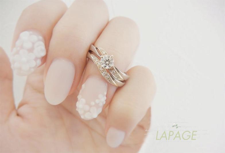 Instagramフォロワー数1.5万人越え!LAPAGE ラパージュ結婚指輪がインスタで大人気♡【静岡市】