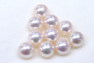 【浜松市】高品質の真珠ネックレスを贈る