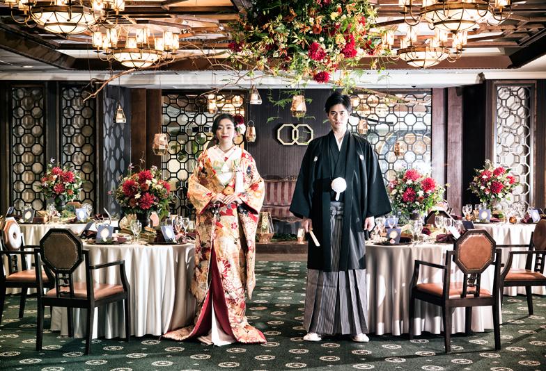 【浜松でお料理の美味しい結婚式場】といえばクレタケソウ