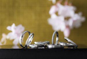 【静岡市】結婚指輪に和のテイストを。IROノHA〈イロノハ〉に込めた日本の美しさ