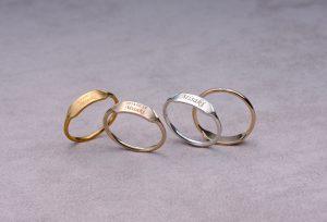【福井市】一生ものの結婚指輪♡ あなたならどんな指輪を選びますか?
