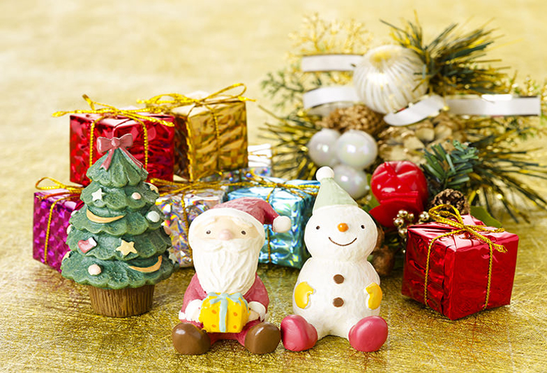【静岡】1年間の頑張りにご褒美♡『クリスマスジュエリー』