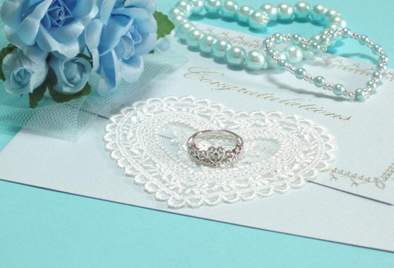 【福岡県久留米市】王冠・ティアラモチーフの婚約指輪が可愛い♡