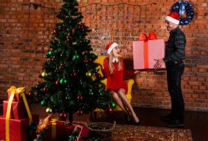 クリスマスに贈ろう☆ダイアモンドネックレスでプロポーズ♪【久留米市】