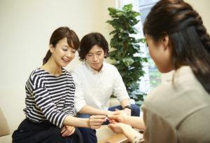 【静岡市】オーダーメイドでシンプルな結婚指輪を探そう!