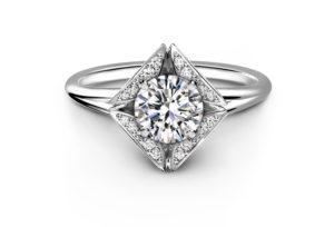 【静岡】輝き重視の婚約指輪をお探しの方に!フォーエバーマーク