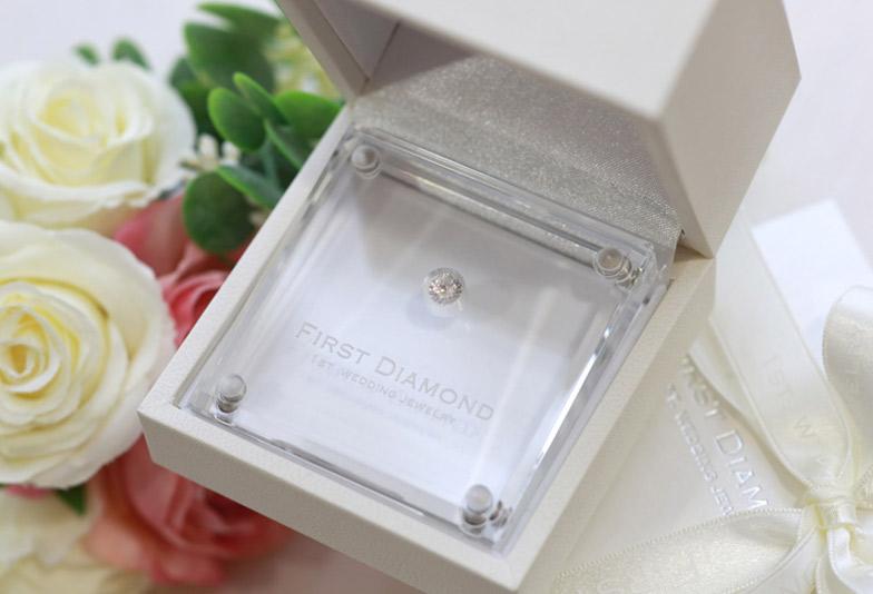 【静岡市】クリスマスにプロポーズを!彼女へ贈るファーストダイヤモンドはステキな婚約指輪で。