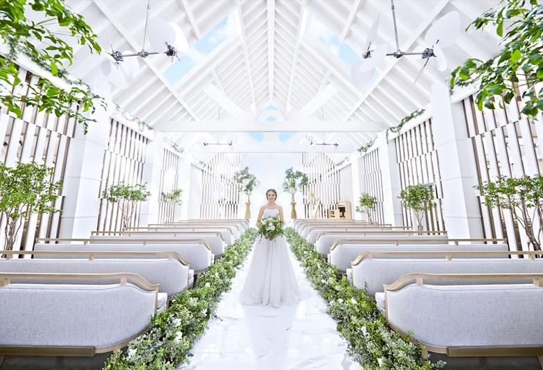 清水駅徒歩30秒!人気のナチュラル結婚式が出来る♡結婚式場ラピスコライユ