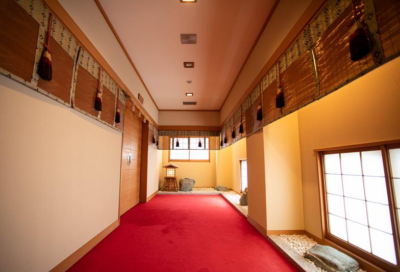 【焼津市・藤枝市】神前式なら神殿がある唯一の結婚式場ベルヴィロワレーヌがオススメ