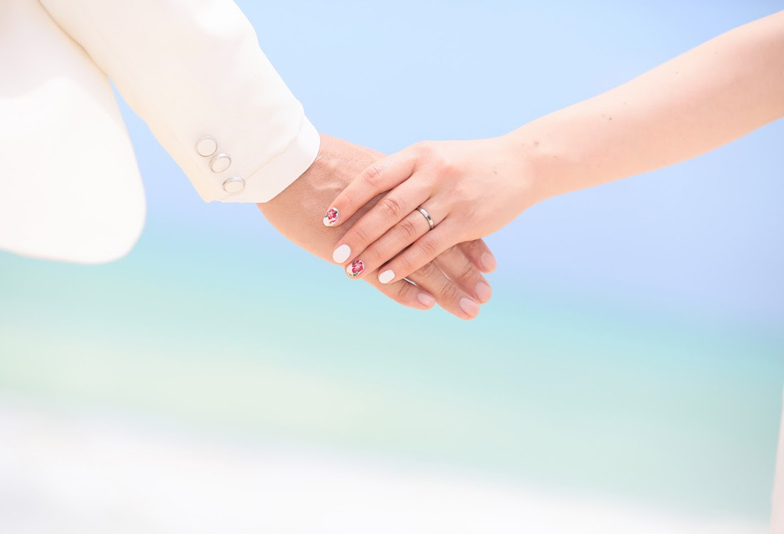 【福山市】今の結婚指輪の人気は?シンプルで可愛いデザイン♡
