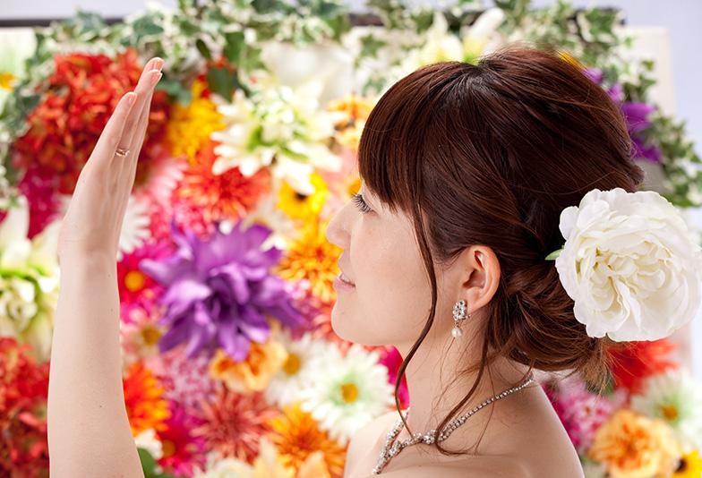 婚約指輪と結婚指輪を一緒に着けたい♪自然なこなれ感のあるセットリング【久留米市】