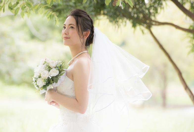 【福岡県久留米市】ウェディングドレスに合わせるなら上品な真珠のネックレスがおススメ!!