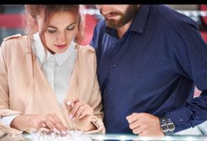 【静岡市】婚約指輪も沢山見比べが出来ました!妥協せずに選ぶならココ