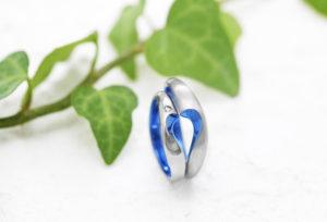 「静岡市 結婚指輪 アレルギーフリー」で探す。金属アレルギーを気にせず結婚指輪を身に着けたい!