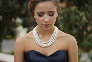 【福井市】真珠のネックレスの長さは?