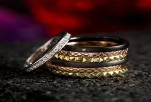 【福岡県久留米市】イマドキ女子に大人気!普段使いできるファッション性が魅力の結婚指輪♡