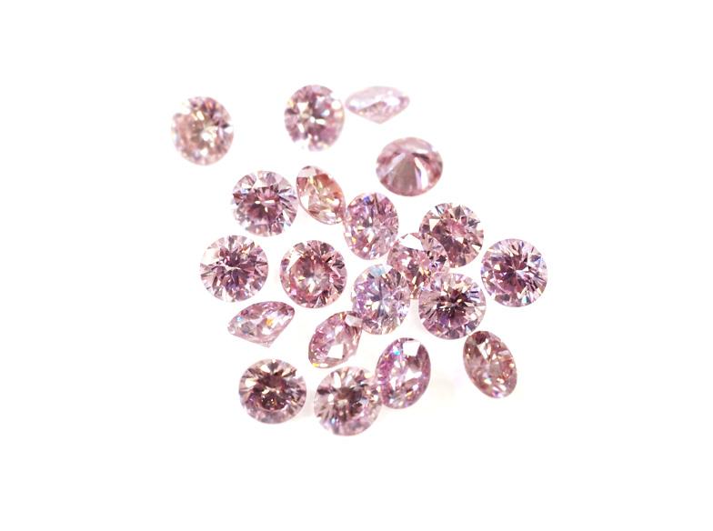 【福井市】結婚指輪ピンクダイヤモンド