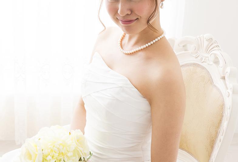 【いわき市】どんな場面でもOKな唯一の宝石!真珠ネックレス