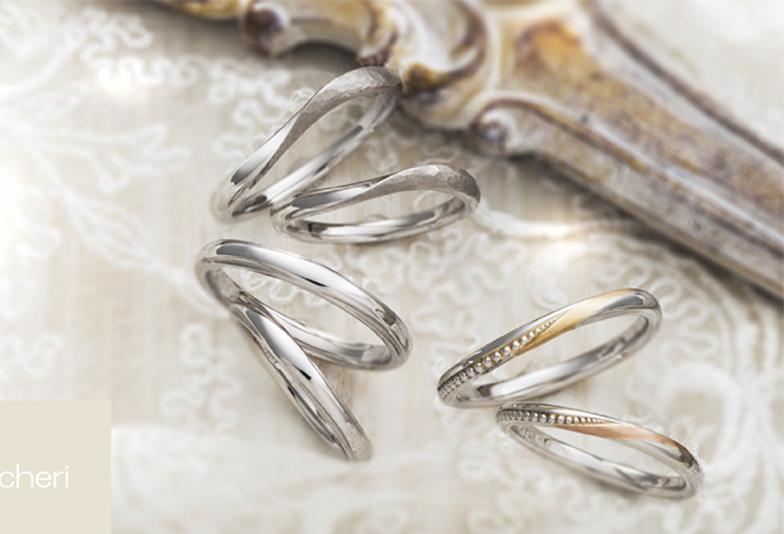 【静岡市】ダイヤモンドなしの結婚指輪 お揃い感UPこれが本当のペアリング
