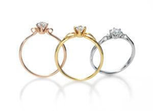 【浜松市】2019年今年こそはプロポーズ!彼女の喜ぶ婚約指輪はどんなデザイン?
