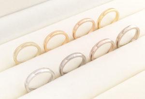 【金沢市】結婚指輪・婚約指輪の素材・・・☆プラチナ編☆