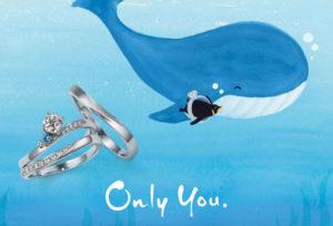 【静岡市】婚約指輪・結婚指輪で今話題の新ブランド『Only You』