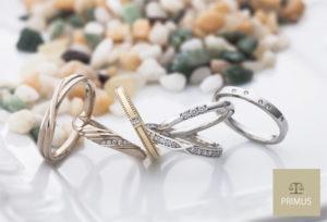 【静岡市】こだわり派の結婚指輪選び!新ブランド『PRIMUS-プリームス』で周りと被りにくいマリッジリング探し
