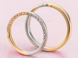 【大阪】イマドキ女子に大人気!普段使いできるファッション性が魅力の結婚指輪(マリッジリング)♡