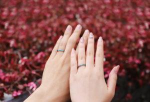 【浜松市】一度は気になる!!個性的で オシャレな結婚指輪ブランドSORA(ソラ)