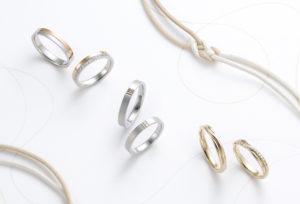 【浜松市】今人気!シンプルでボリュームがありつつも上品なデザインの結婚指輪