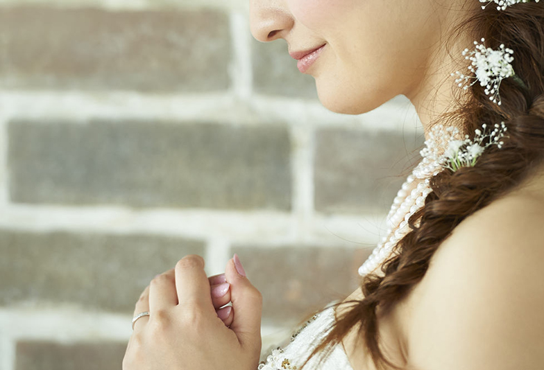 【静岡市】上品でエレガントな花嫁の必需品♡パールのネックレスのすすめ♪